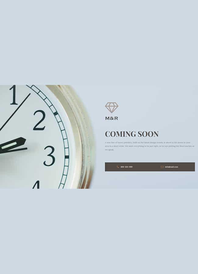 Templejt za veb stranica - Coming Soon 5 - Veb dizajn, Темплејт за веб страница - Coming Soon 5 - Веб дизајн