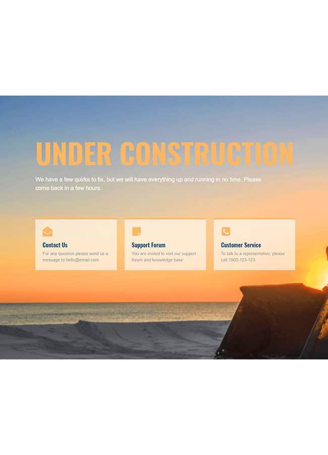 Templejt za veb stranica - Coming Soon 7 - Veb dizajn, Темплејт за веб страница - Coming Soon 7 - Веб дизајн