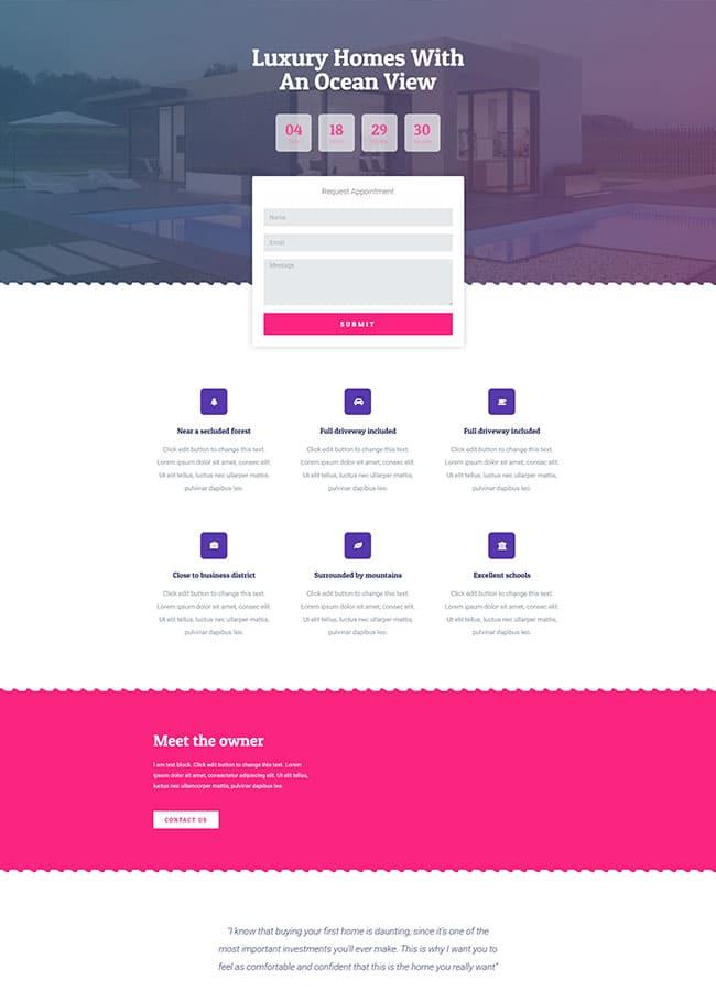 Templejt za veb stranica - Landing Page Agency - Veb dizajn, Темплејт за веб страница - Landing Page Agency - Веб дизајн