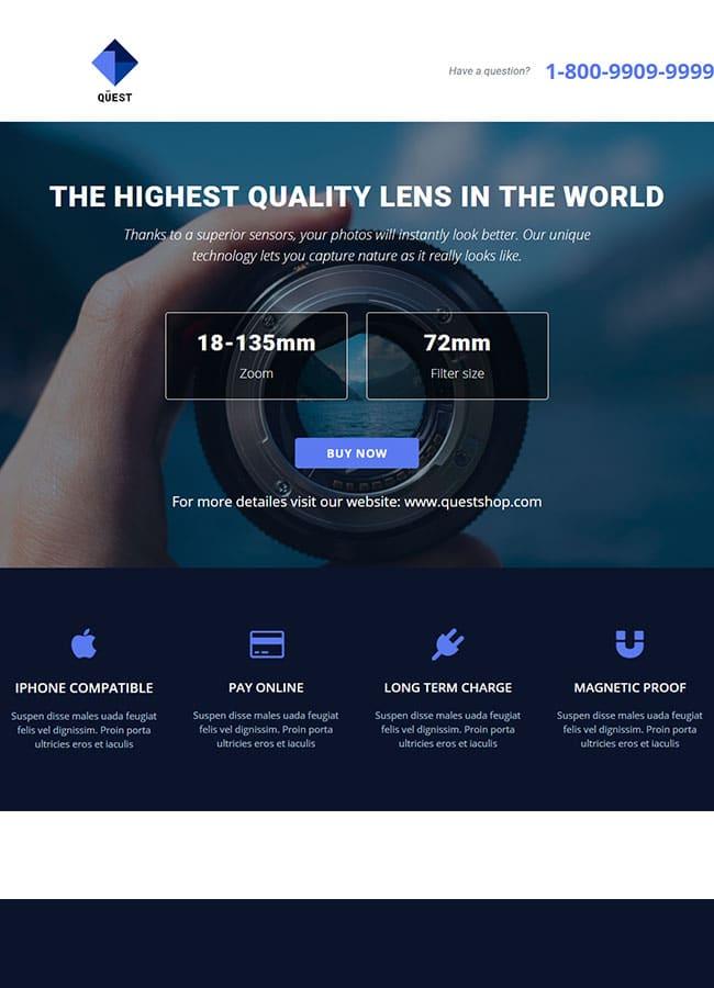 Templejt za veb stranica - Landing Page Product - Veb dizajn, Темплејт за веб страница - Landing Page Product - Веб дизајн