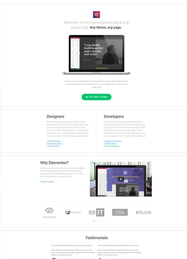 Templejt za veb stranica - Product Clean - Veb dizajn, Темплејт за веб страница - Product Clean - Веб дизајн