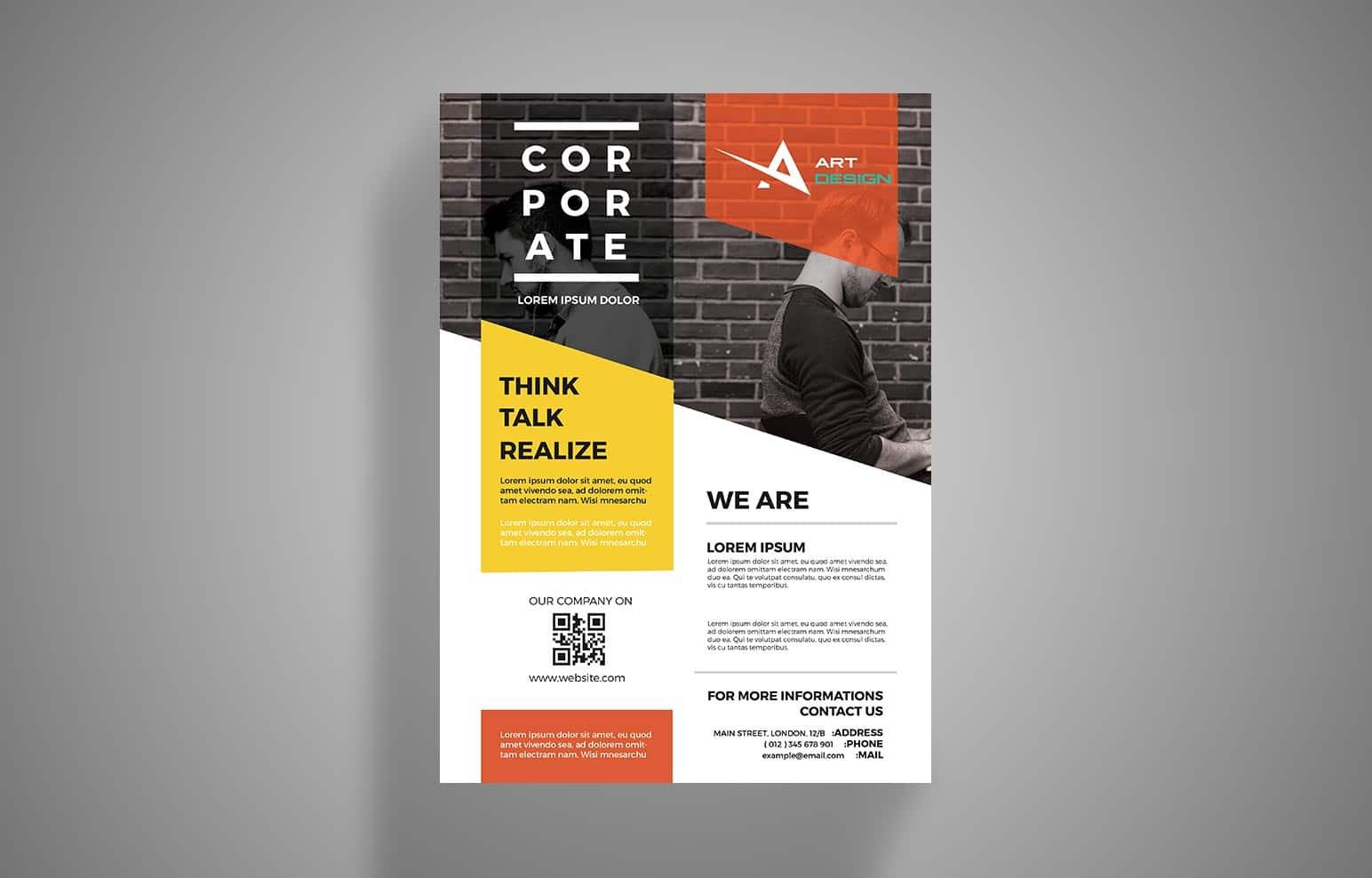 Prekrasna brosura za vasata kompanija, Прекрасна брошура за вашата компанија