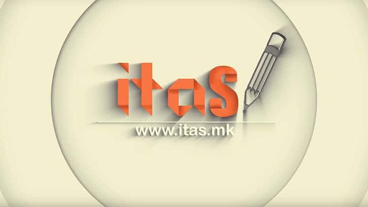Animirano video izraboteno za kompanijata Itas, Анимирано видео изработено за компанијата Итас