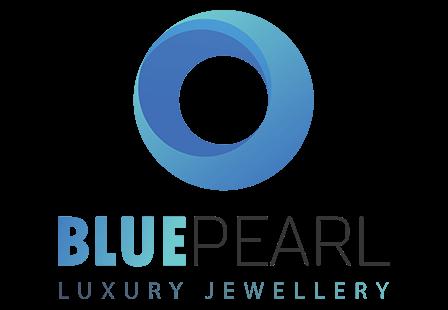 Blue Pearl - Izraboteno logo